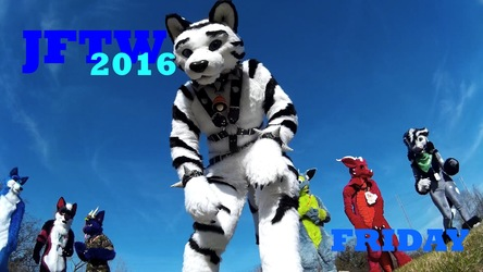 Just Fur The Weekend 2016 - Friday Video