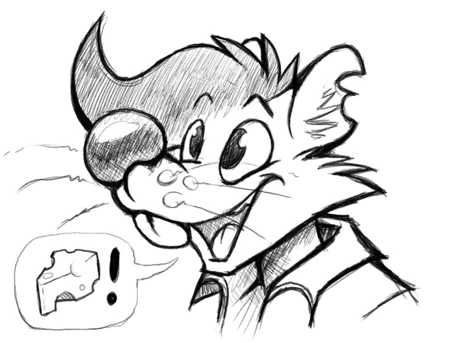 Cupric is a rat now