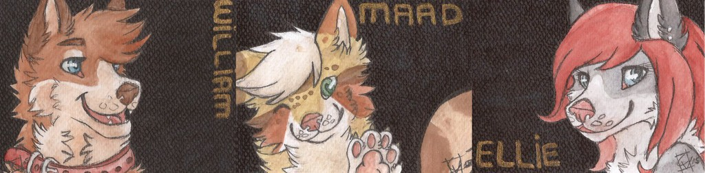 Badge Examples for Eurofurence 21