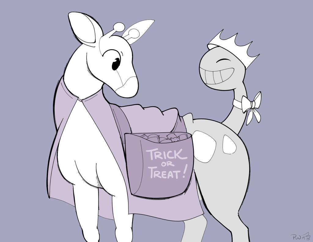 Poketober: Trick or Treat!