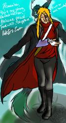 Farewell My Hellion: Viktor to Sapphire