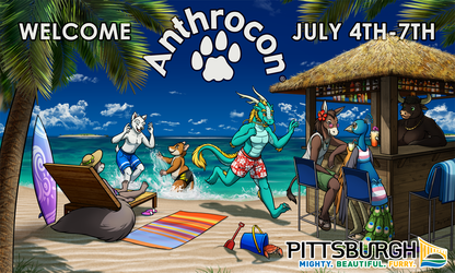 Surf Pacific Anthrocon 2019
