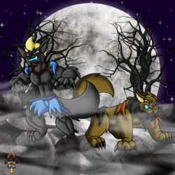 Night of the Lycanthropes