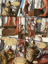 Red Lantern - Conviction - page 4