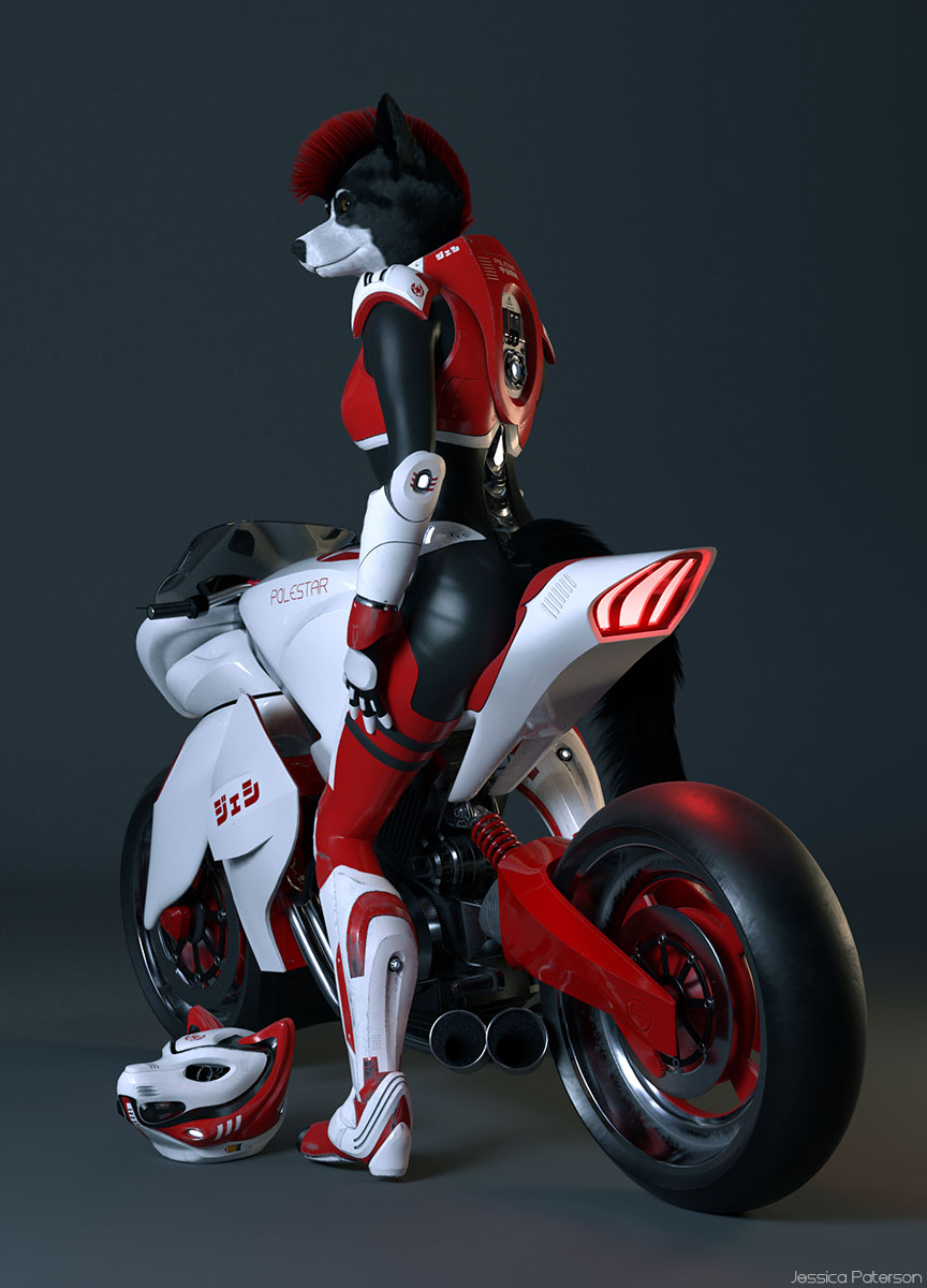 Most recent image: Polestar Rider