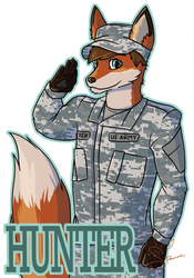 Hunter Badge - AC2013