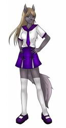 Schoolgirl Grace
