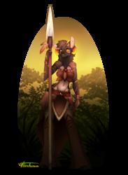 [Maeve] Tribe Huntress