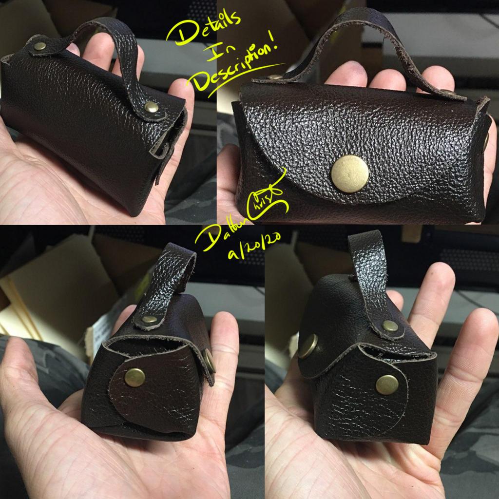 Mini Handbag Coin Purse!