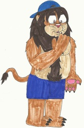 I am a lion