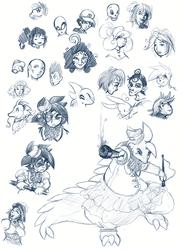 23-07-2017 Doodles
