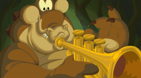 Disney Villains - Born to Horn