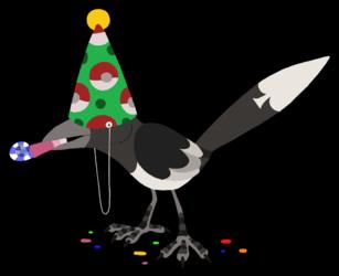 Bird day gift ~ By Kiguren