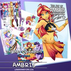 Art of Ambris: A Pony Fan Book