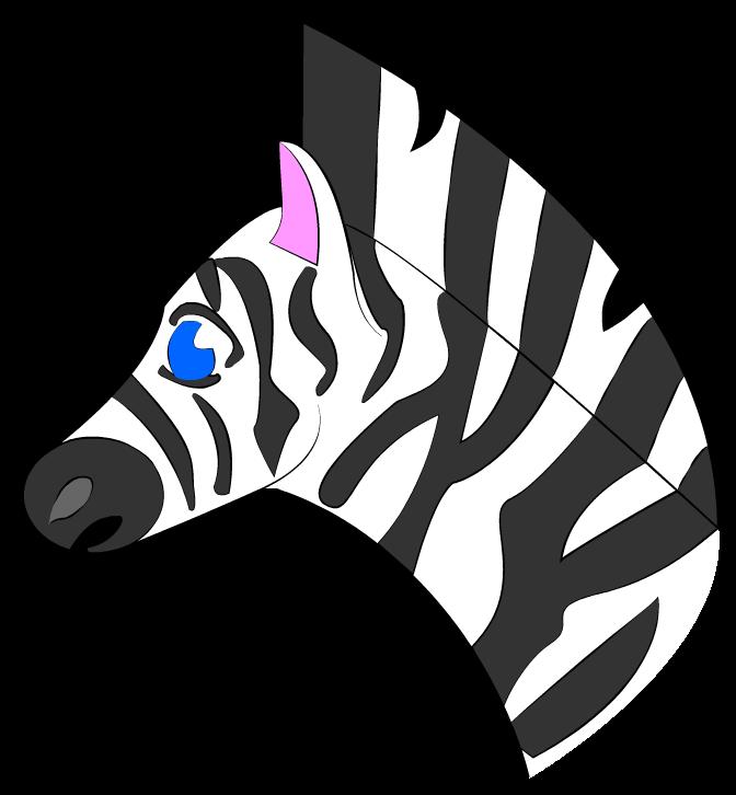 Line Zebra color