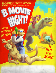 RMFC 2016 - Dino Poster