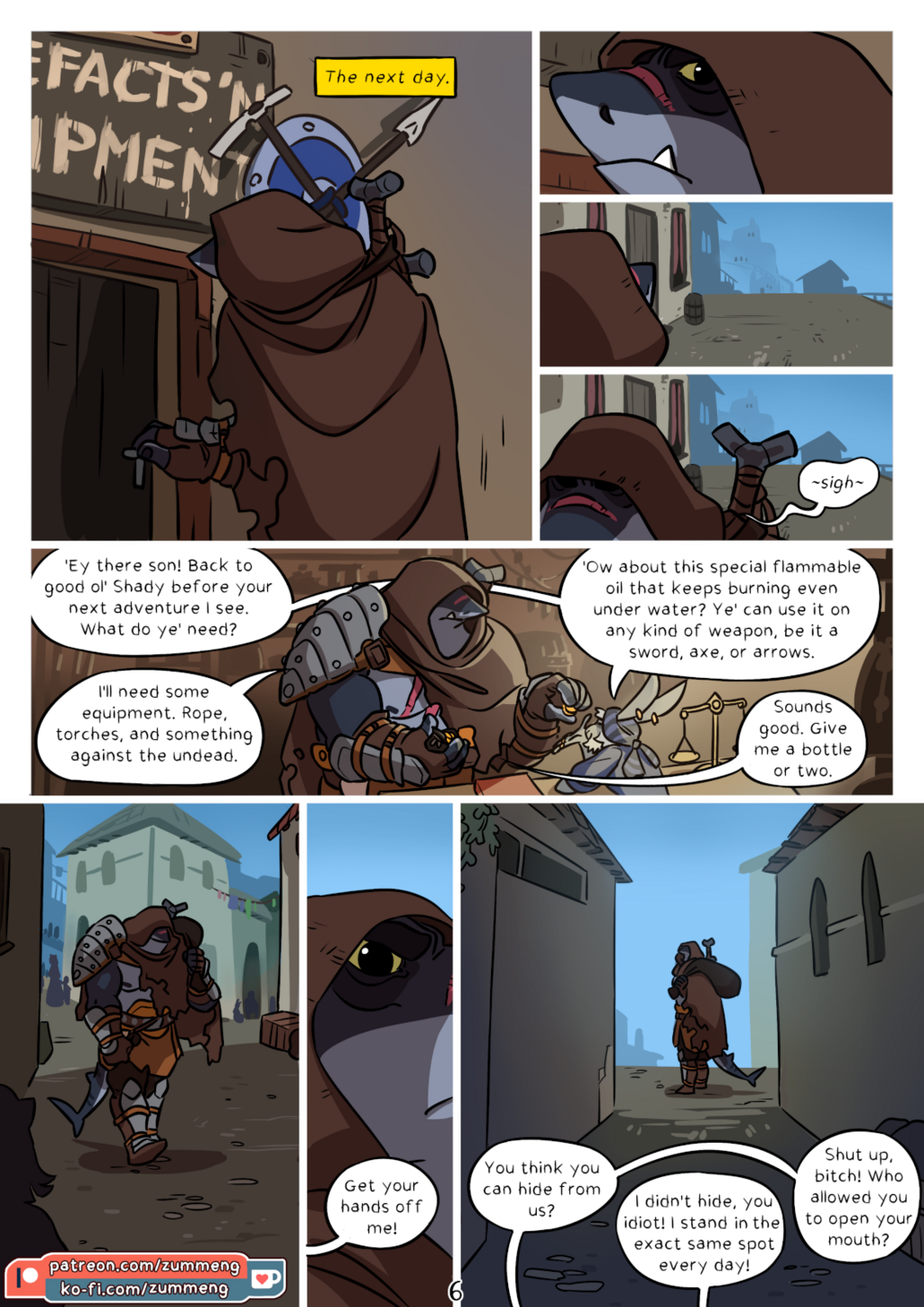 Perfect Fit pg. 6.