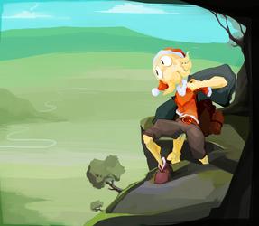 Guu and Mountains