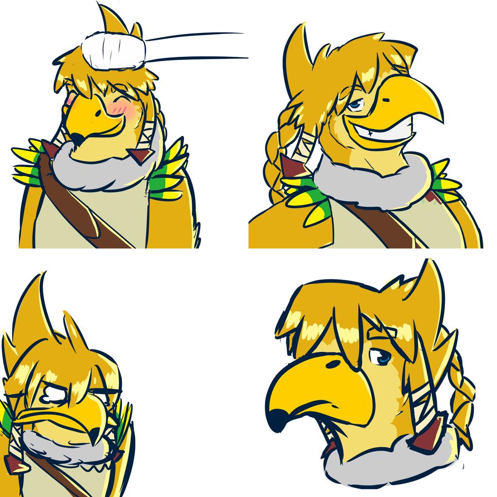 Rito Link Doodles