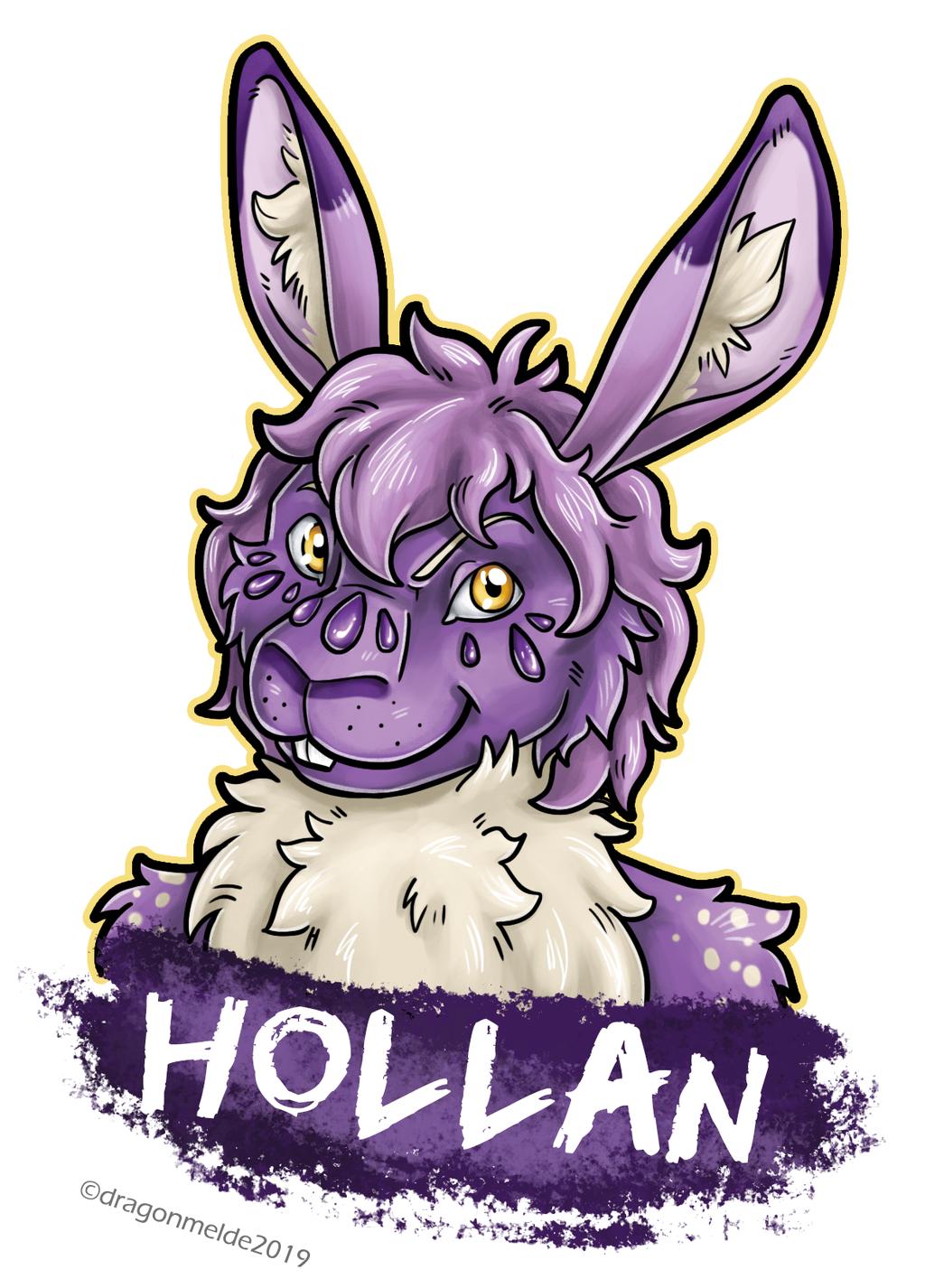 Hollan Badge 2.0