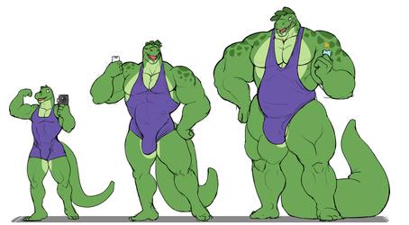 Big Hunky Gatordad <3