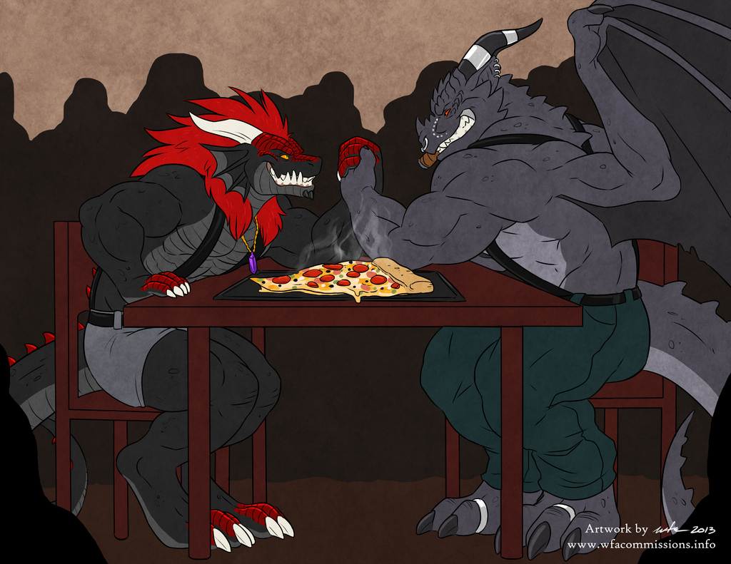 Pizza Challenge - (by WFA)