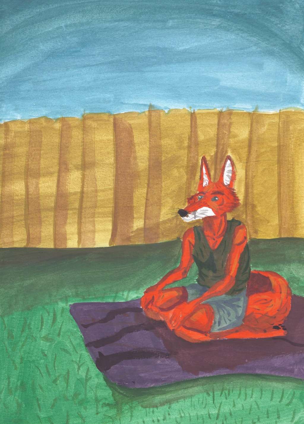 Most recent image: Painted Fox