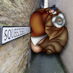 Squeezebelly Lane