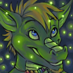 Firefly Icon [by oCe]