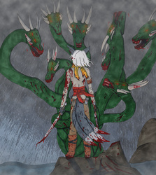 The Slaying of the Serpent