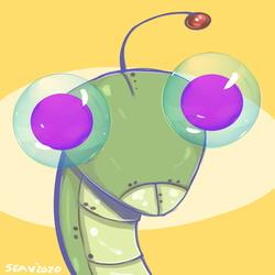 WtV: Mantis closeup
