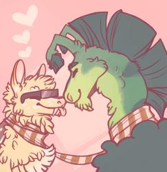 Romance Transcends Species
