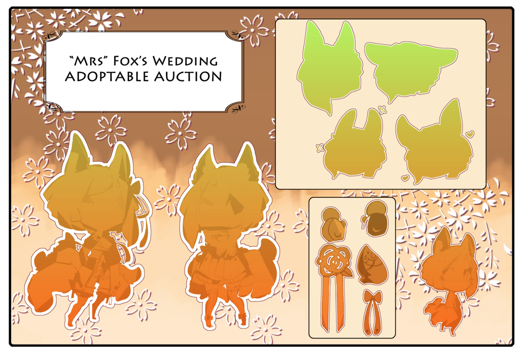 Most recent image: Mrs Fox ADOPT AUCTION