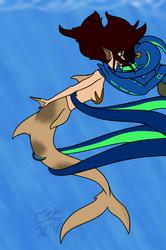 Monster Girls-Mermaid