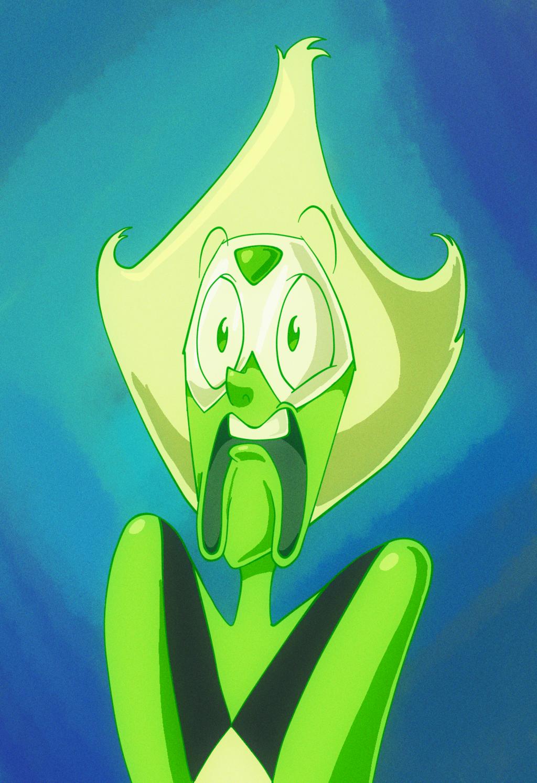 Frightened Space Dorito