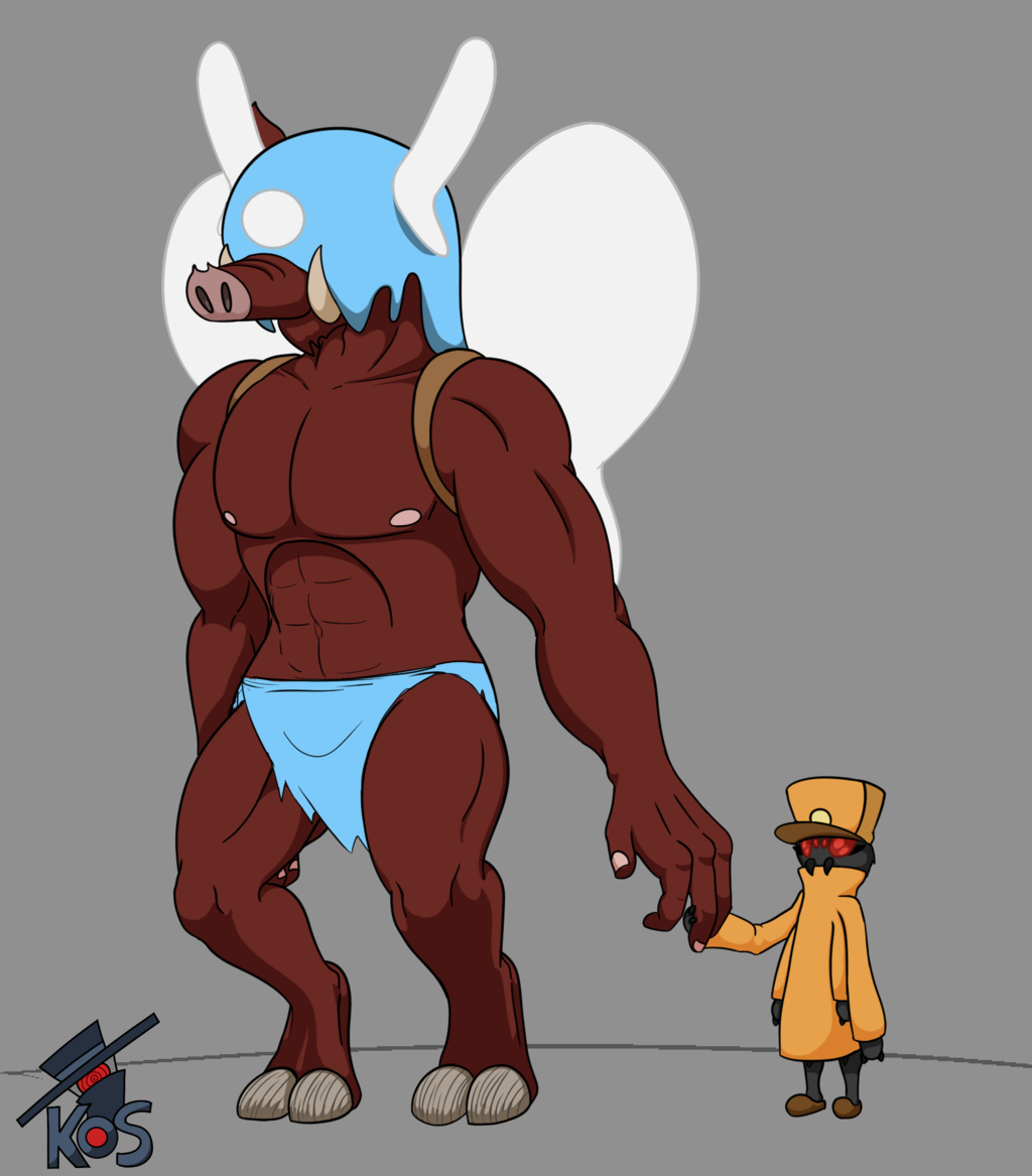 Boar and Bug