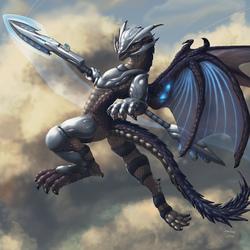 Warrior of the Forgotten