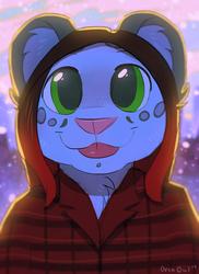 Snow Blepard
