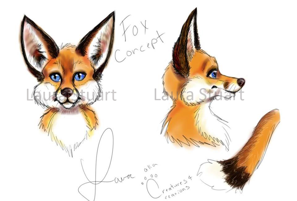 Fox Partial Concept