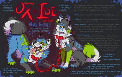 Ox + Ide Ref