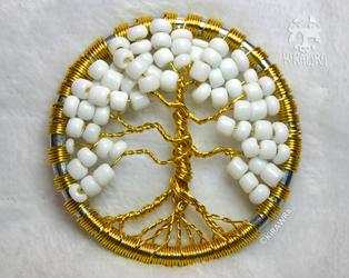 Marshmallows - Wire Tree