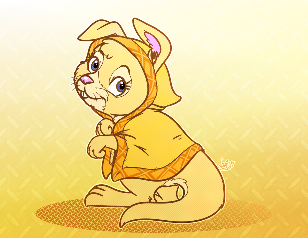 Most recent image: Wee lil' Mim