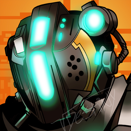 Titanfall2 Icon (COMMISSION)