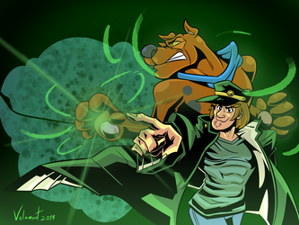 Shaggy's Bizzare Adventures
