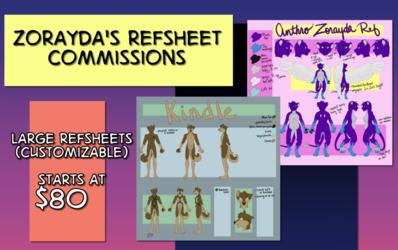 Refsheet Commissions