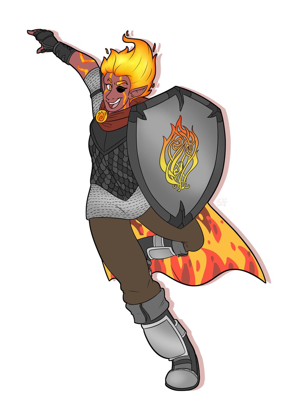 Fire Genasi