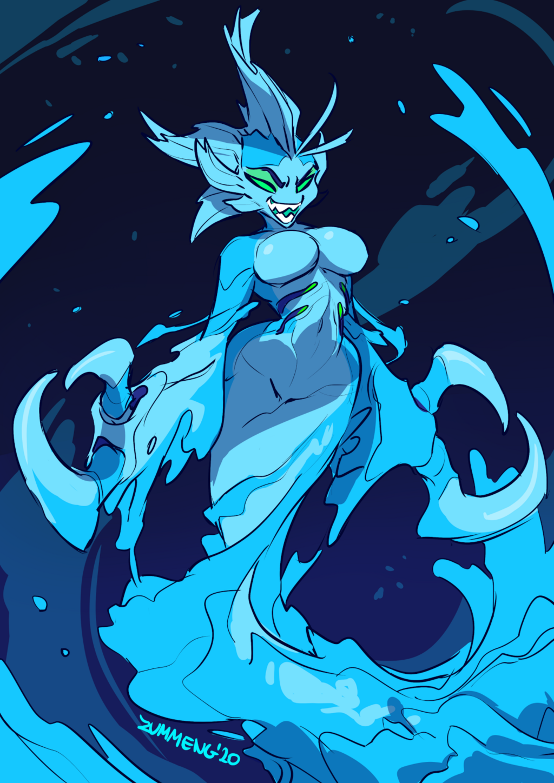 Wetgal - Shantae Fanart