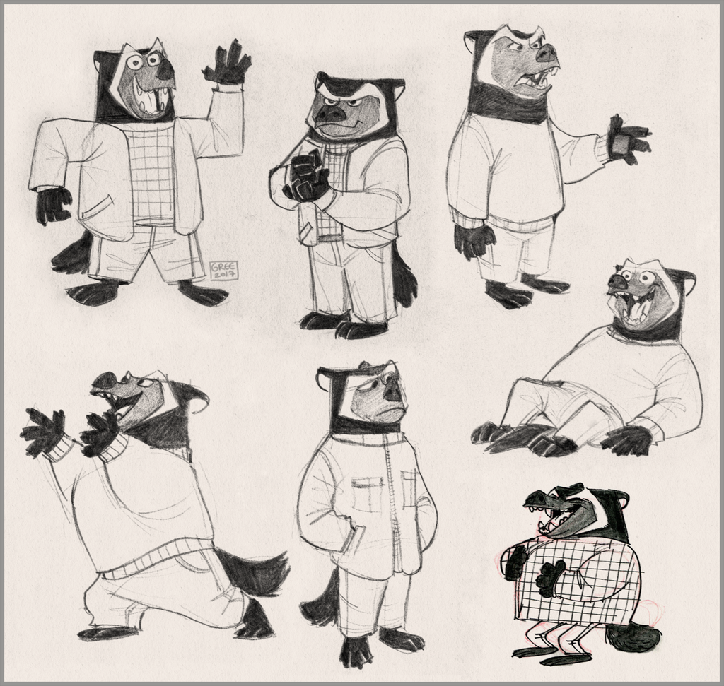 Most recent image: Wolverines