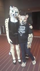 AC 2014: Rhea and Shetani!
