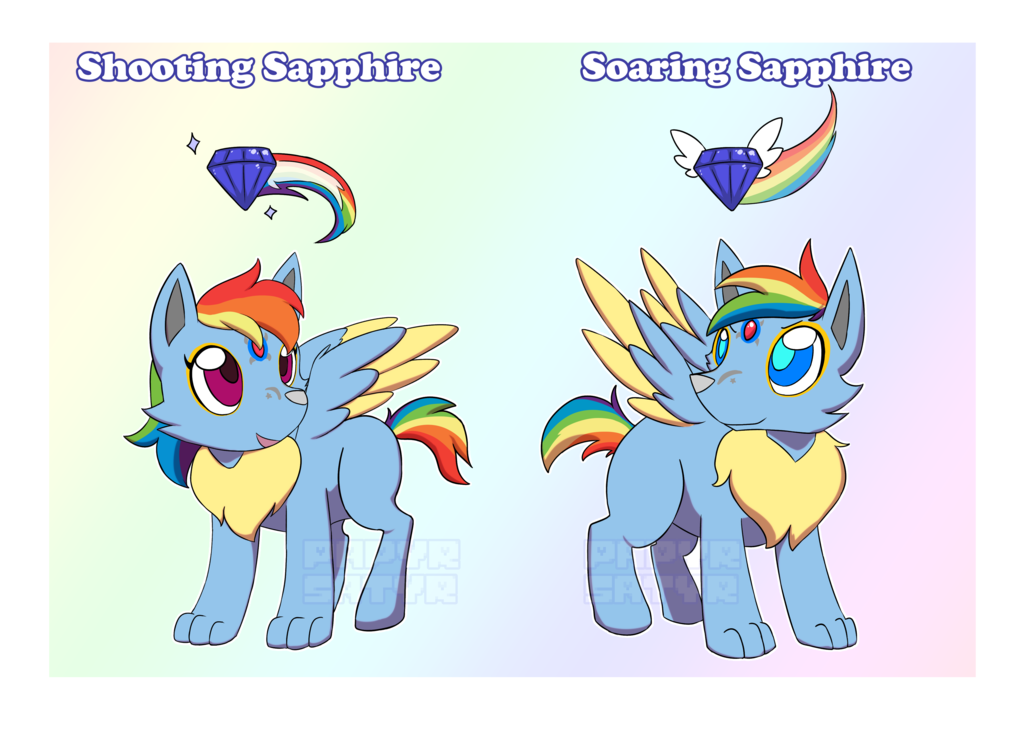 The Sapphire Twins